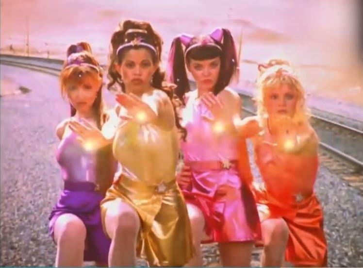 《美少女戰士》的試片片段。圖擷自/香港01