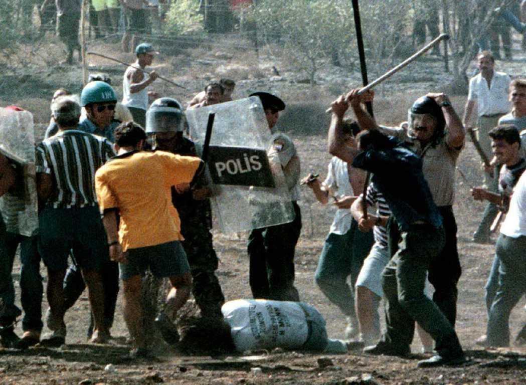 1974年,賽普勒斯軍方發動政變,企圖讓賽普勒斯「回歸」希臘;同年,土耳其亦武裝...
