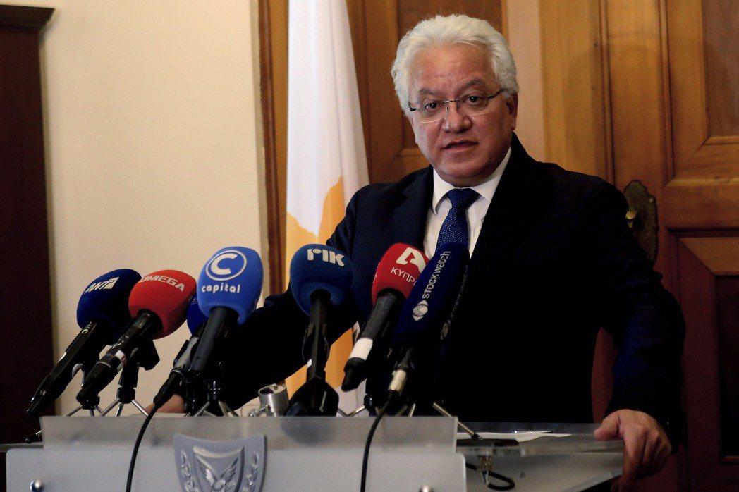 連續殺人案暴露當局司法忽視人口失蹤調查的漏洞,賽普勒斯司法部長Ioanas Ni...