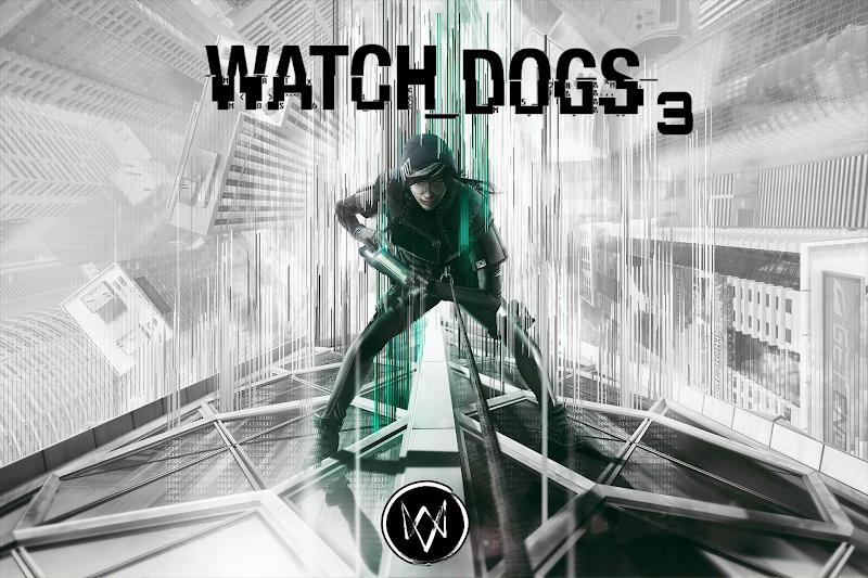 今年最期待的開放世界果然還是《看門狗3》啊!