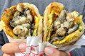 滿滿都蚵仔!台南「鮮蚵蔥抓餅」餅皮酥脆 用料豐富又大份