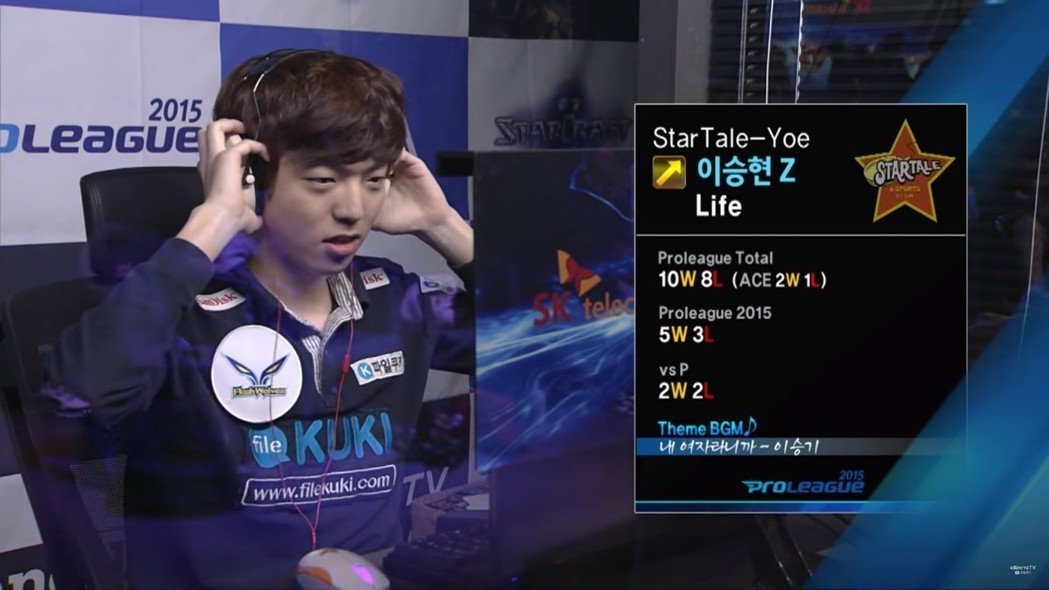 《星海爭霸2》知名選手Life/圖片截自eSportsTV