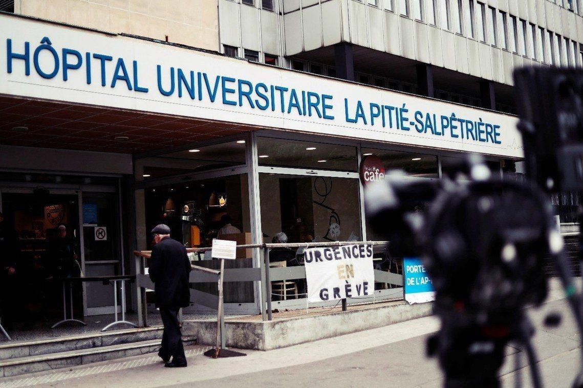 法國「五一鬥」中,最令法國社會震撼的衝突對抗,即為巴黎十三區的「硝石庫慈善醫院『...