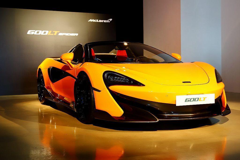 看齊McLaren 600LT Coupe輕量化成就,就算是敞篷車型600LT ...