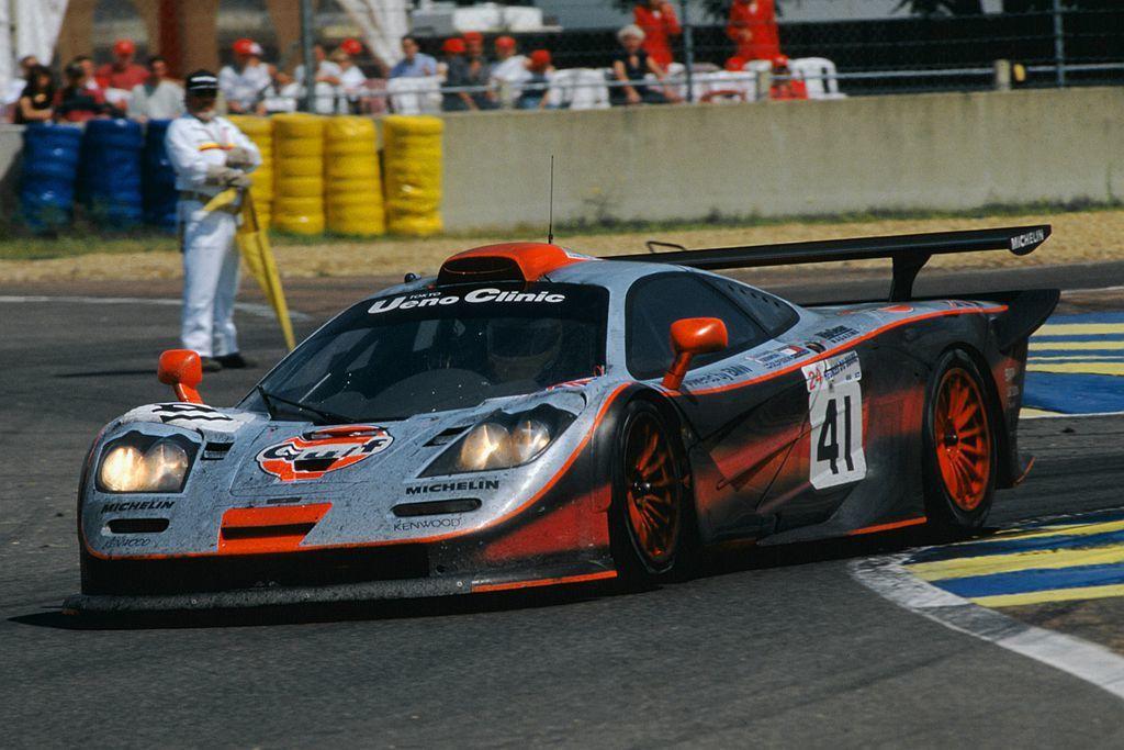 第一台引用Longtail之名的車款為1997年的McLaren F1 GTR ...
