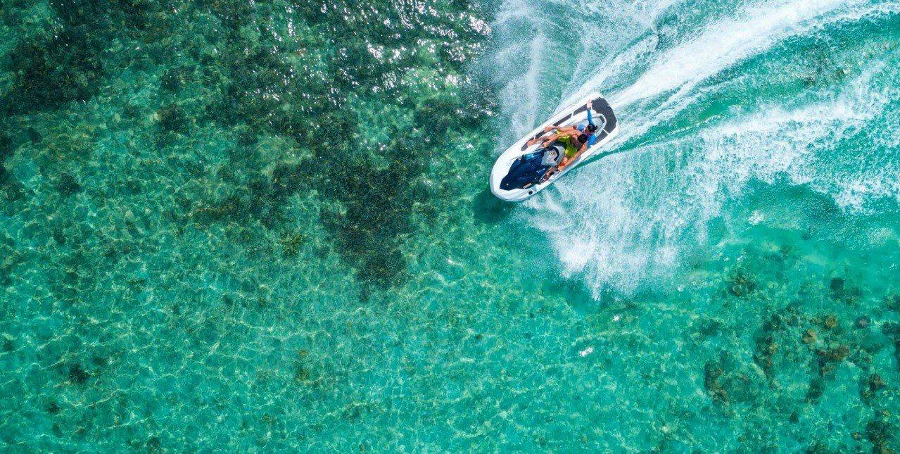 巴瓦渡假村為世界級的夢幻度假天堂。圖擷自/Banwa Private Islan...