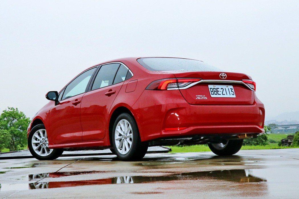 換上TNGA模組化底盤結構,TOYOTA Corolla Altis在操控及舒適...