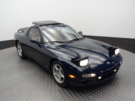 不老經典Mazda RX-7有多保值?價格有比Supra牛魔王誇張?