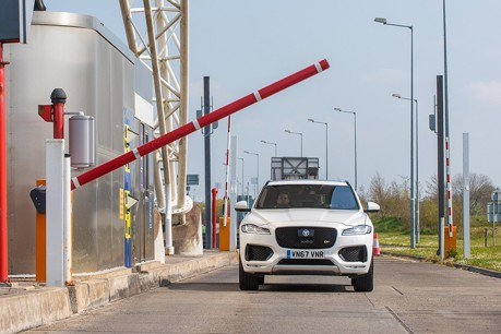 提供路況給Jaguar Land Rover就能賺虛擬錢幣!這錢要怎麼花呀?