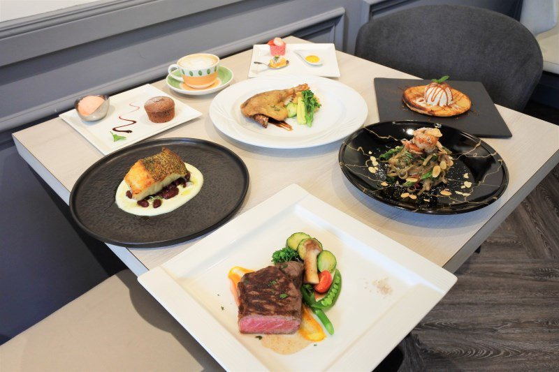 (圖/台灣旅行趣) ▲套餐形式的「歐法私廚」為無菜單&客製化菜單,會依照當季食材...