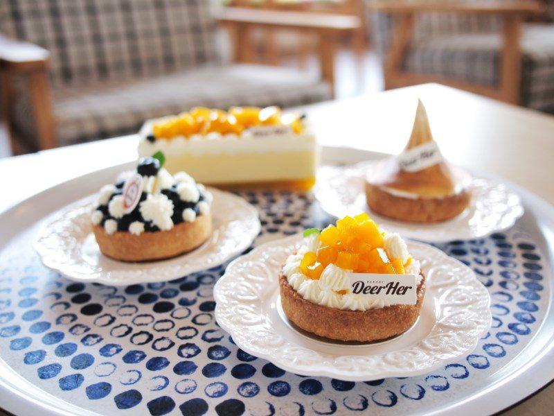 (圖/台灣旅行趣) ▲甜點口味多樣,而且還有客製禮盒可以當喜餅或是送禮。