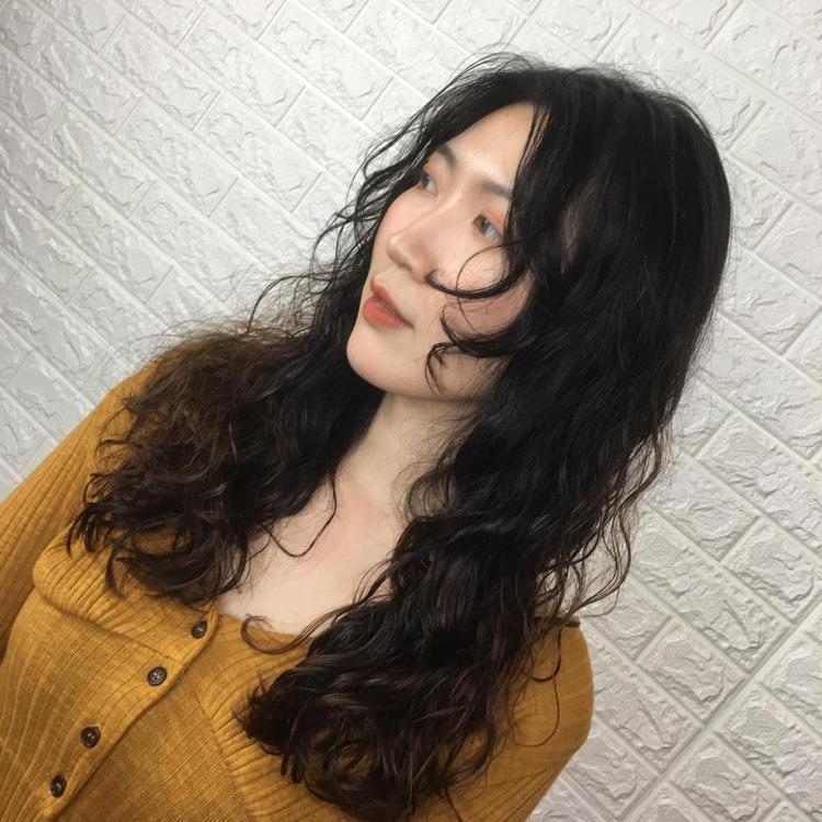 髮型創作/ EA hair salon / ASh。圖/StyleMap提供