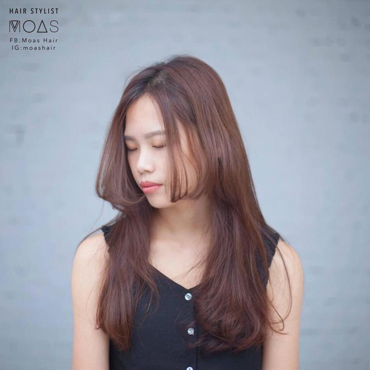 髮型創作/IZUMI Hair Make / Moas (摩斯) 。圖/Styl...