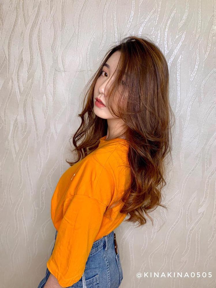 髮型創作/尚洋髮藝館前店 / KiNa。圖/StyleMap提供