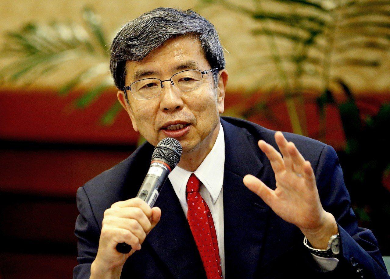 亞銀總裁中尾武彦表示,亞洲的開發中國家會穩健成長。美聯社