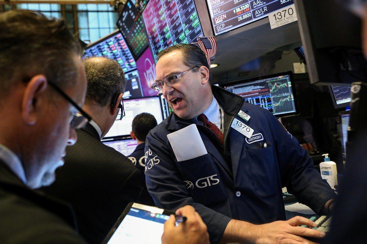 美股連兩天下滑,投資人密切關注就業數據和美中貿易談判進展。 路透