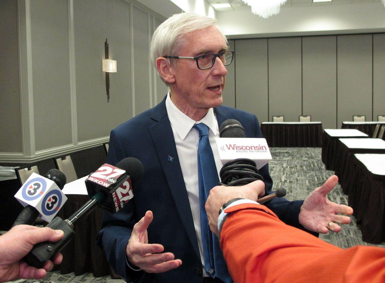艾佛斯表示,他和郭台銘相談甚歡,建立「良好關係」。美聯社