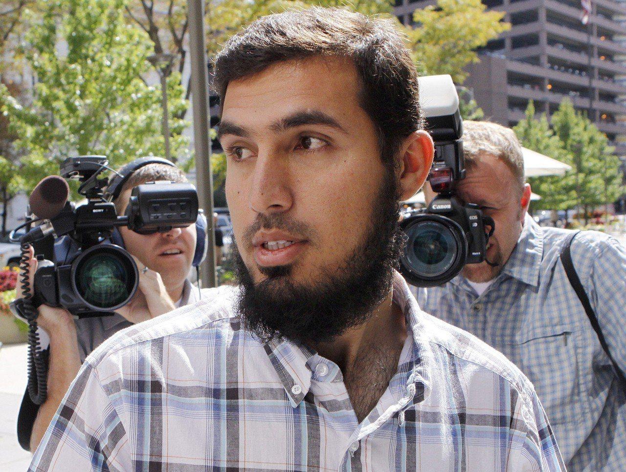 紐約地鐵攻擊陰謀嫌犯薩齊被判十年徒刑。美聯社
