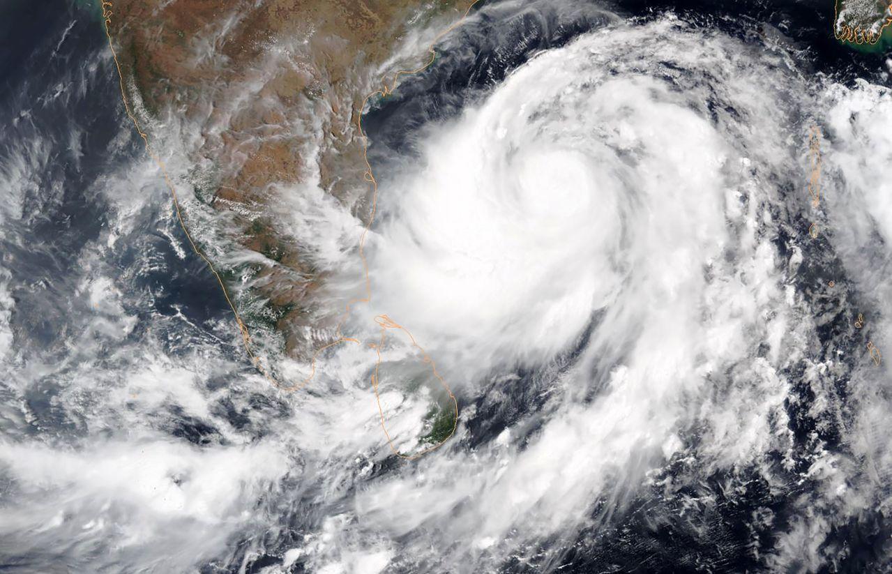 印度即將遭遇20年來威力最強的氣旋「法尼」(Fani),《CNN》報導,印度官方...