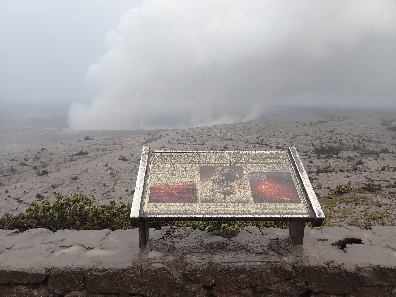 夏威夷火山口之一,非本新聞發生地點。歐新社