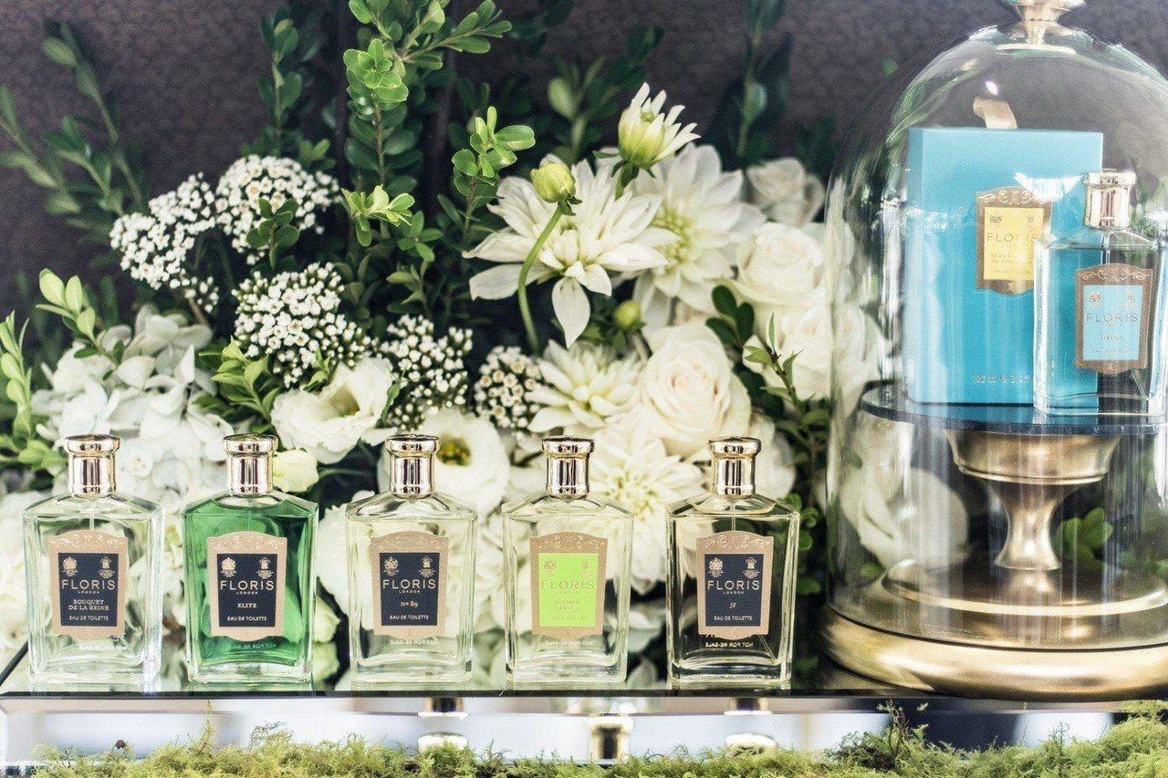 FLORIS LONDON香水深受英國皇室喜愛,包括伊麗莎白二世、查爾斯王子、凱...