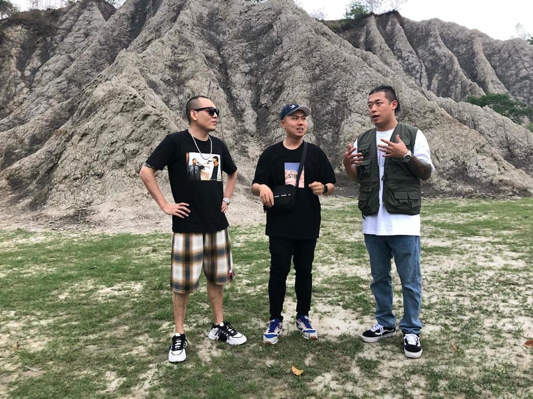 玖壹壹為了宣傳演唱會日前挑戰48小時不間斷的「港都搏感情」直播。圖/MyMusi