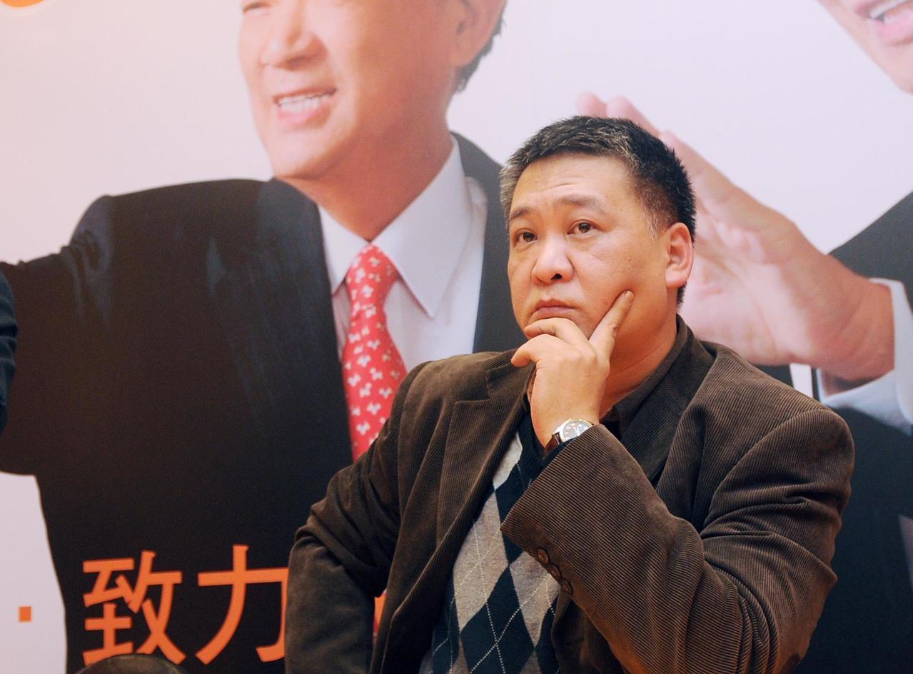 親民黨文宣部前副主任吳崑玉表示,「國民黨內初選已經結束了」。 圖/聯合報系資料照...