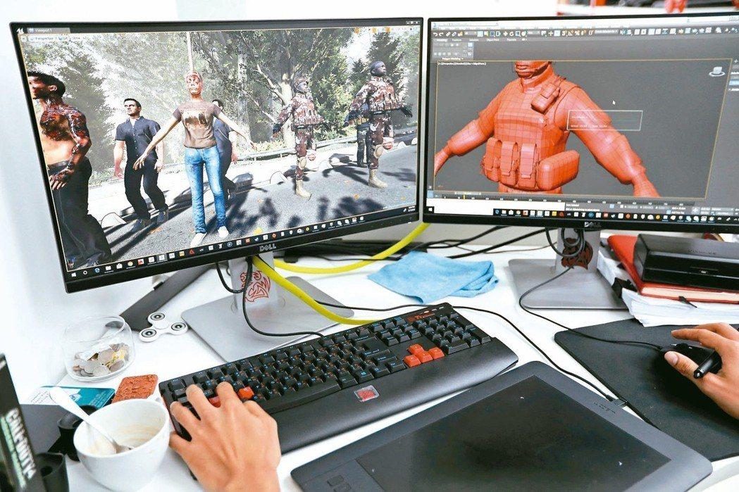 新穎的顯示器科技即將使工作場域改觀,許多人放在辦公桌上積灰的單一電腦螢幕已經過時...