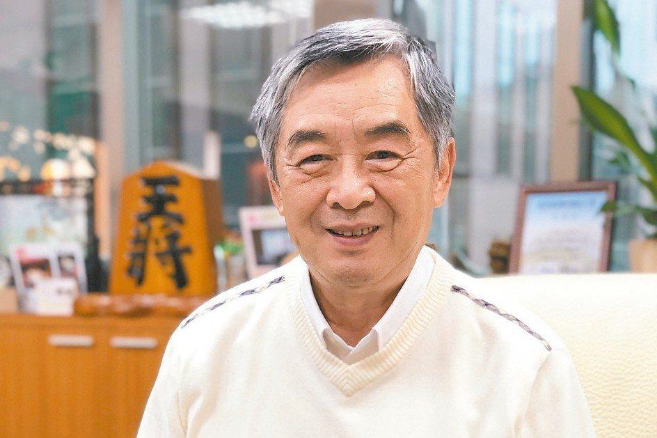信邦董事長王紹新 (本報系資料庫)