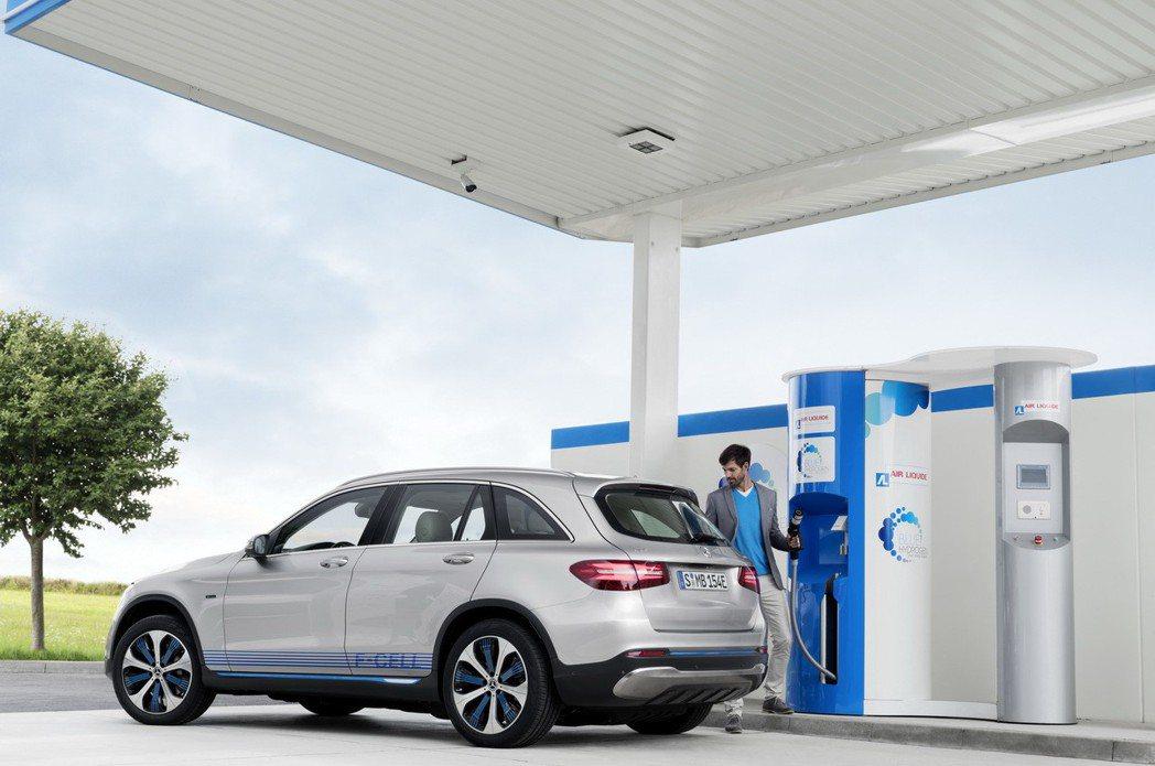 阿姆斯特丹鼓勵居民改以電動車或氫燃料車作為通行工具。 摘Mercedes-Ben...