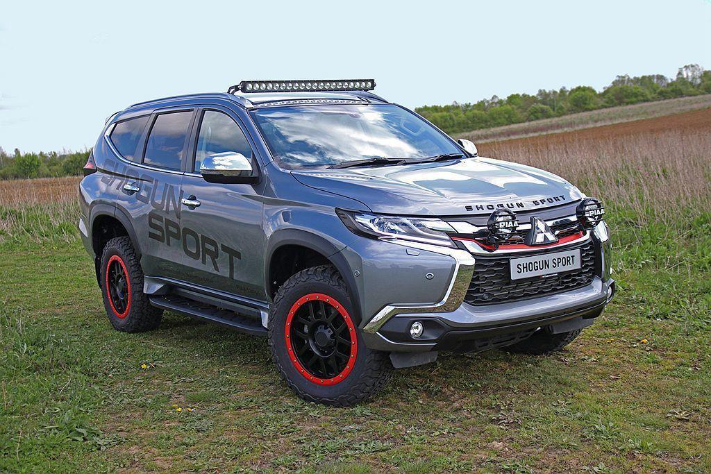 過往知名三菱Challenger越野車,現在則以更響亮的Pajero Sport...