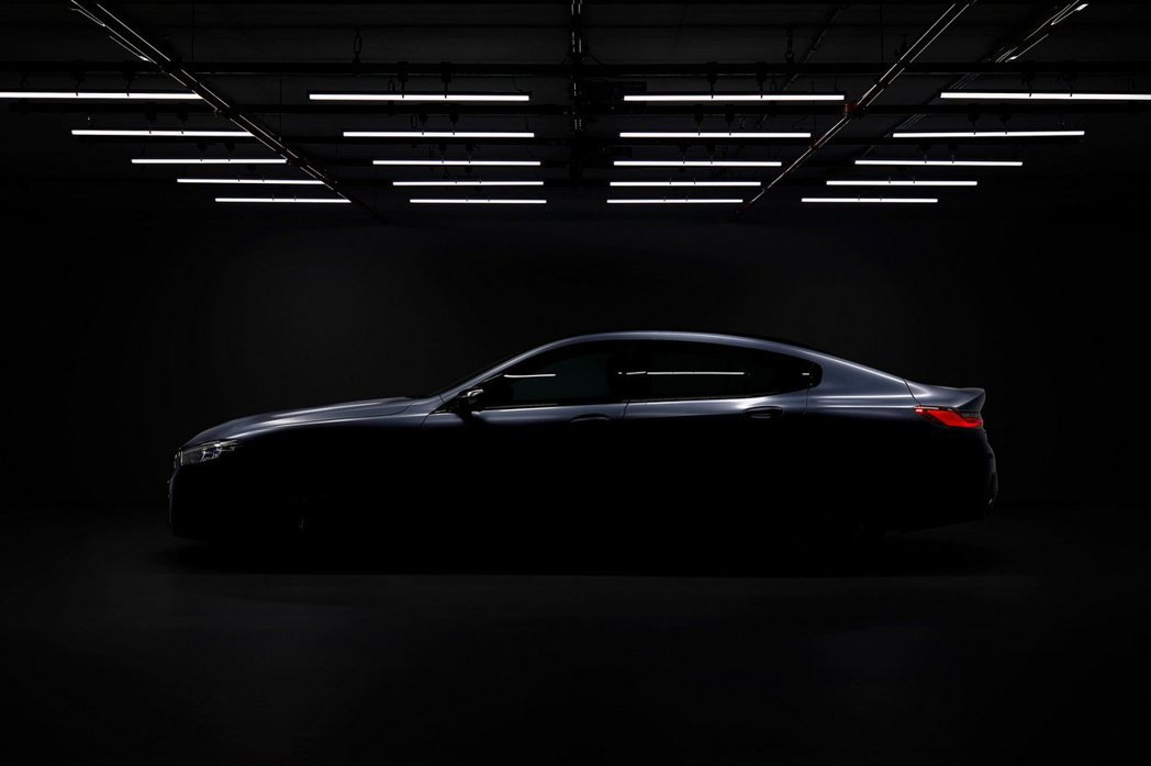 全新BMW 8 Series Gran Coupe (G16) 發表預告照。 摘...