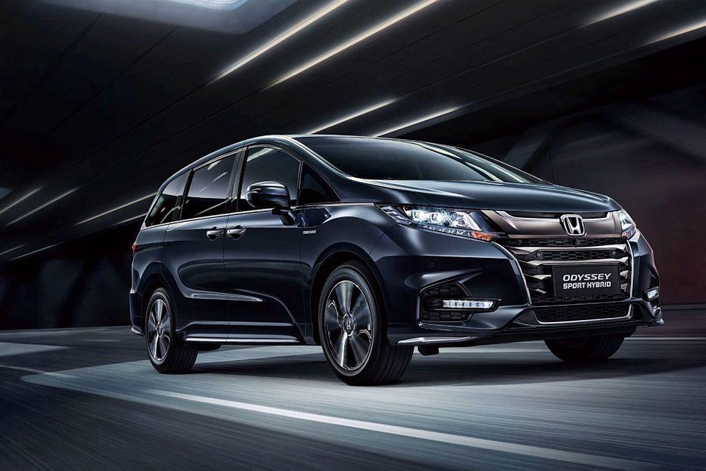 才剛在上海車展亮相的Honda Odyssey Hybrid,已經在4月底導入中...