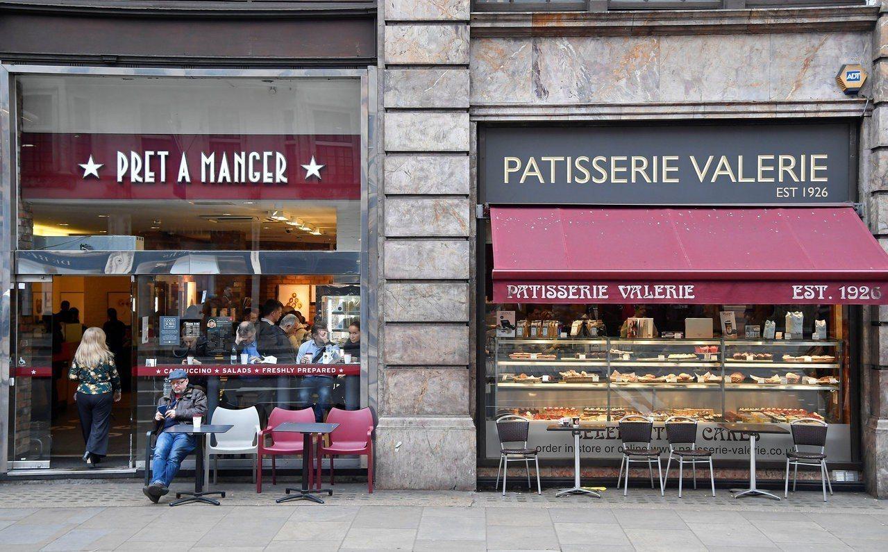 英國連鎖咖啡廳Pret a Manger改善產品標示。路透