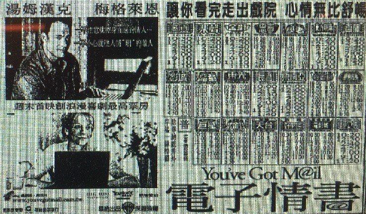 翻攝自民國88年自立晚報