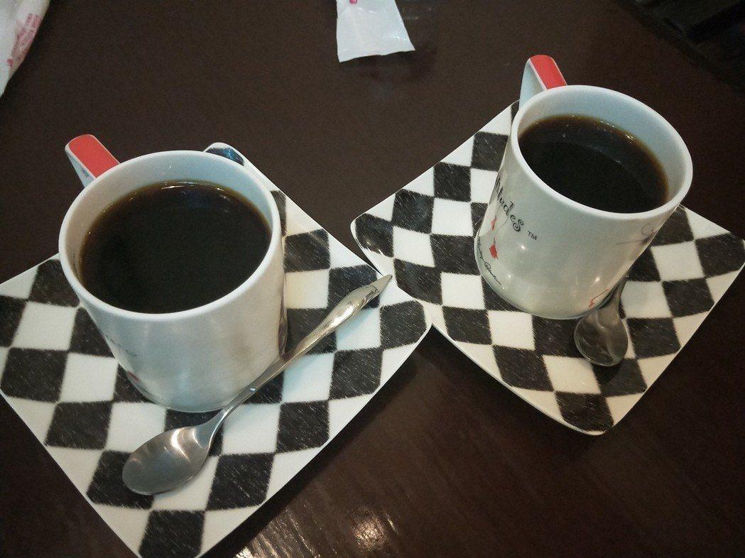 謠傳咖啡可以舒緩頭痛,實際上可能使頭痛加劇。圖/聯合報系資料照