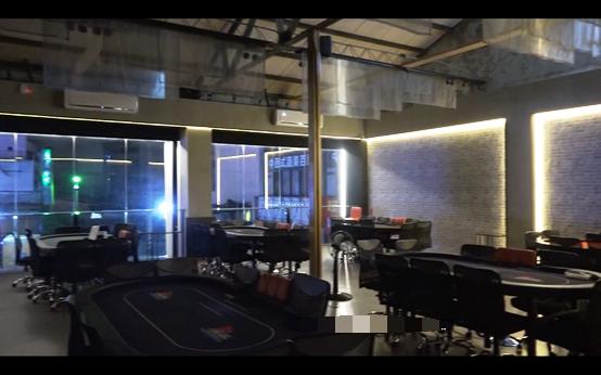 台中市RAISE遊戲主題餐廳在員林市成立分公司,藏身在一家簡餐店的二樓。記者何烱...