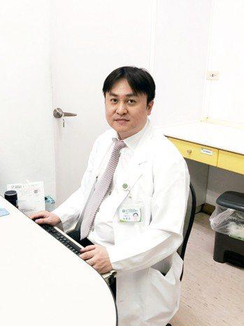 彰化基督教醫院胸腔內科主任林聖皓