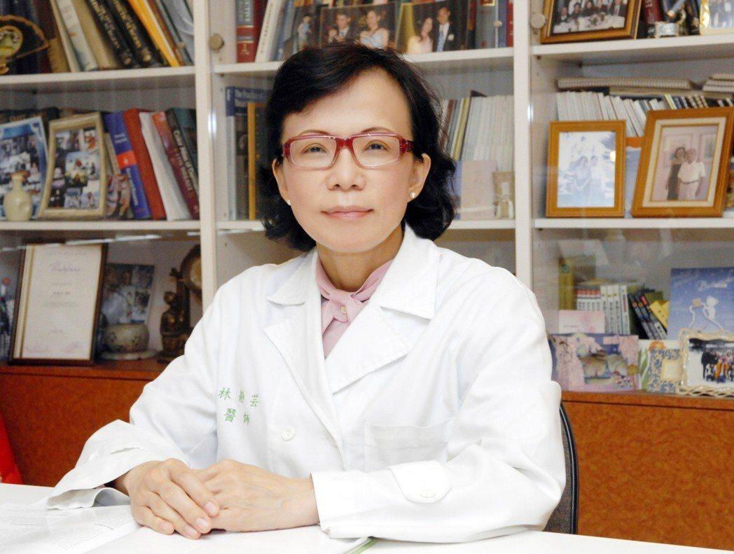 台灣首位女外科醫師林靜芸
