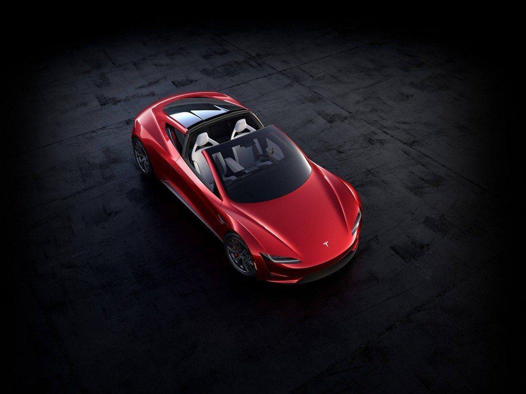 不過第二代Roadster遲遲未公布發表時程。 摘自Tesla