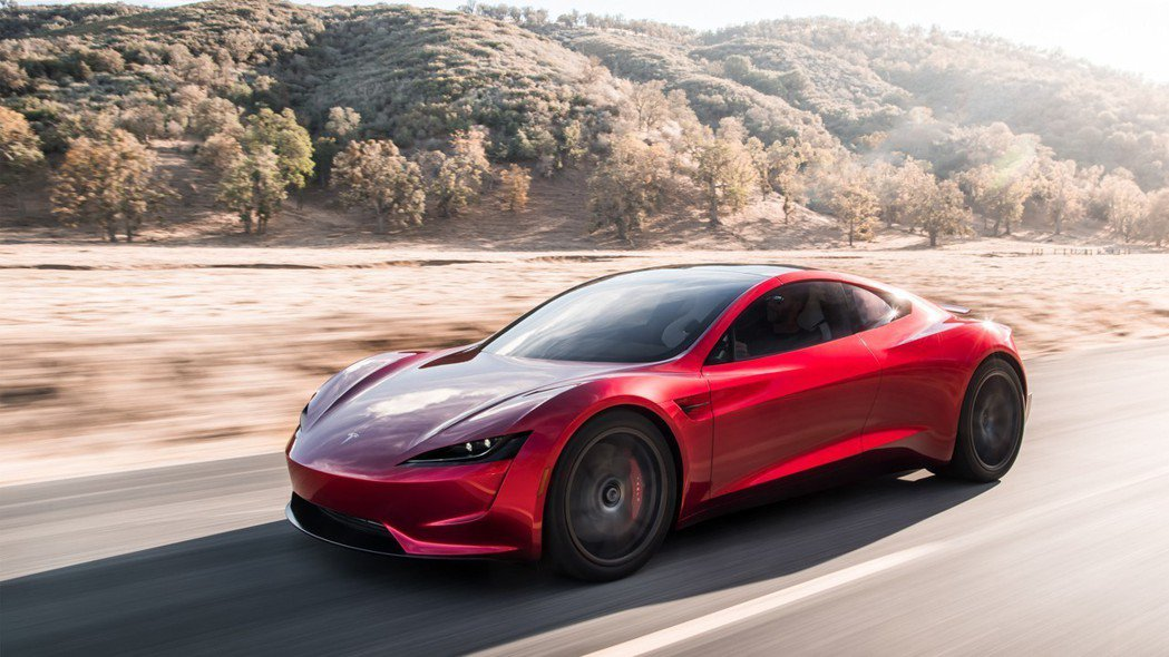 新款Tesla Roadster,預計基本款將從200,000美元(約617萬台...