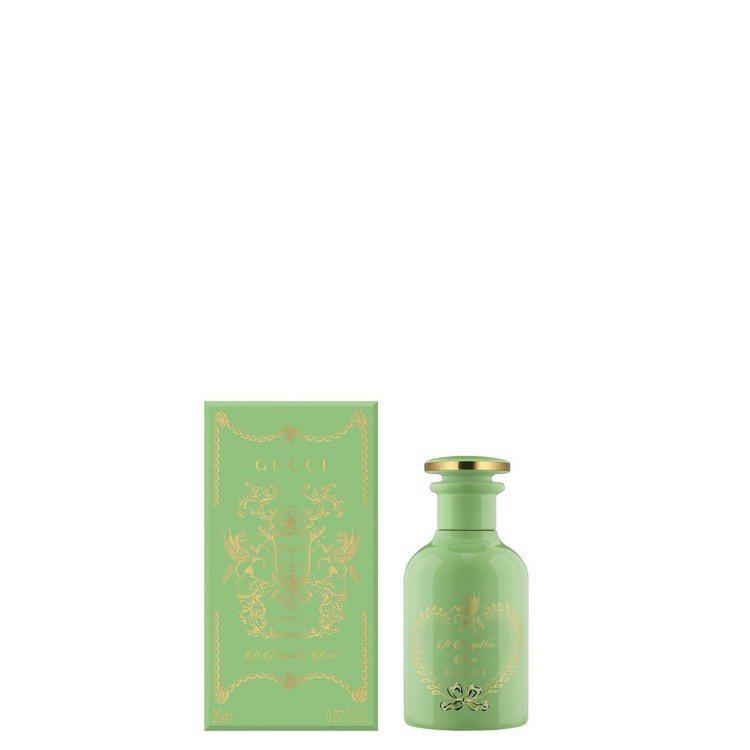 花之離香氛油,15,500元。圖/Gucci提供