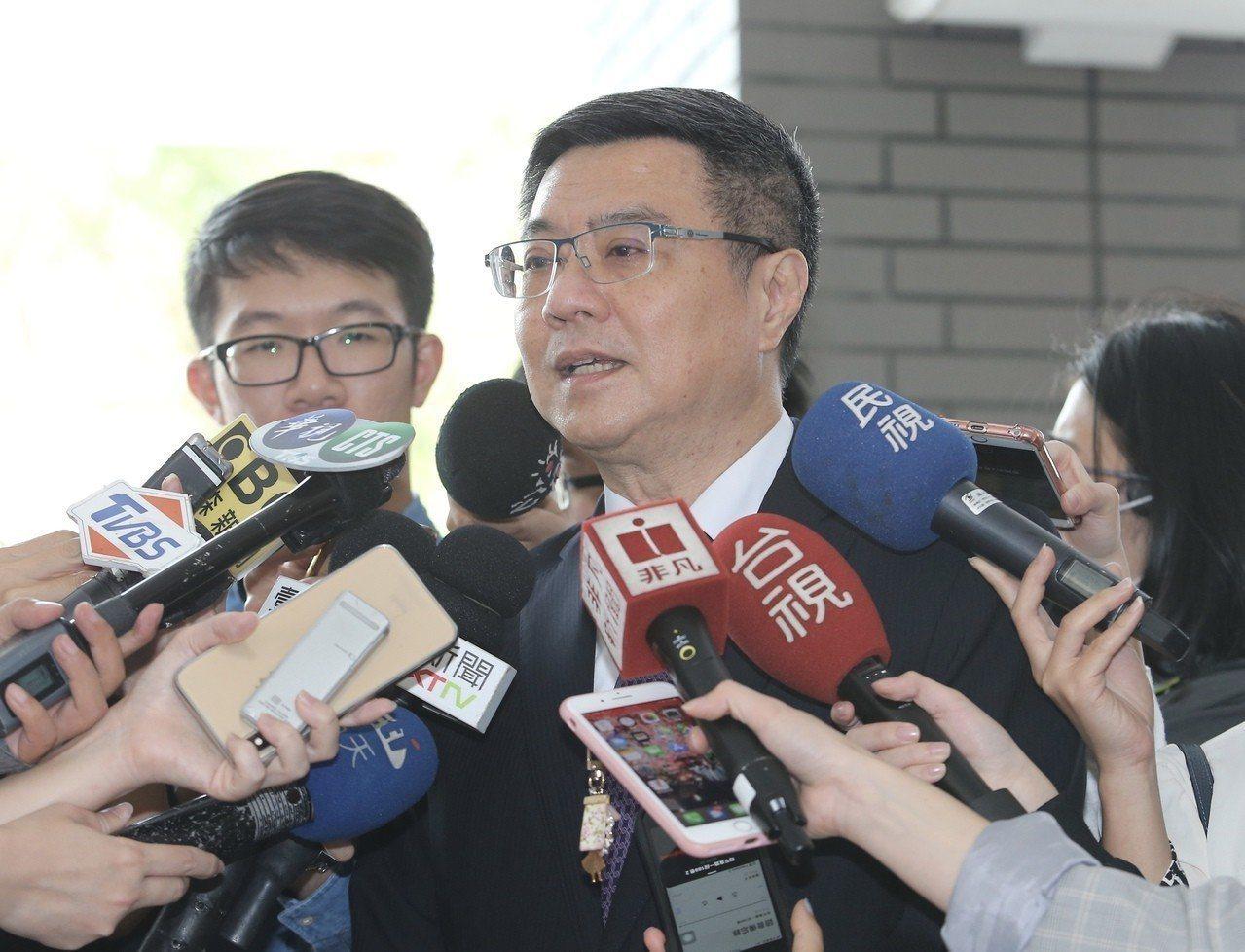 民進黨主席卓榮泰(圖)。 聯合報系資料照/記者許正宏攝影