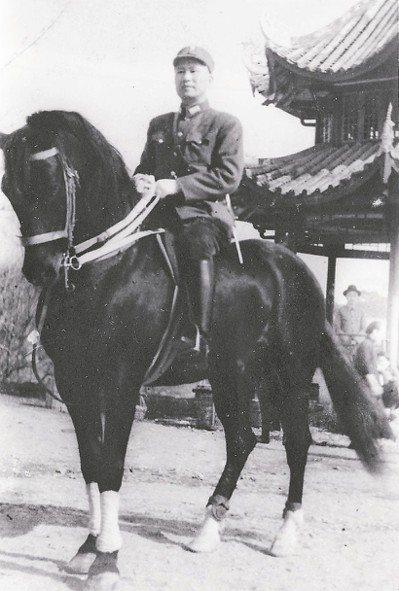 1939年,白崇禧任桂林行營主任。 圖/聯合文學提供