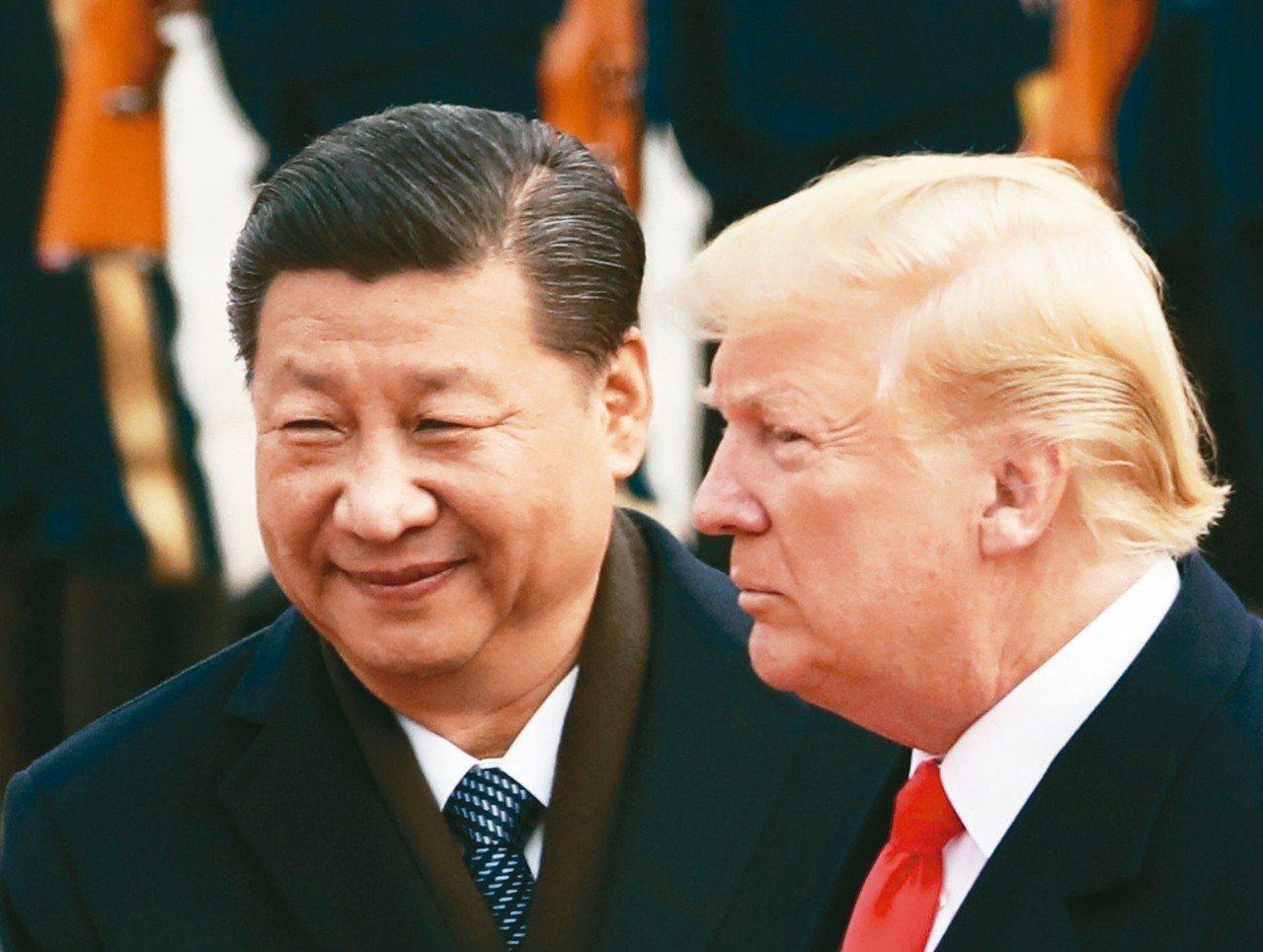 中美貿易戰恐升級,新台幣兌美元匯率一度貶至30.94元,創今年以來新低。 美聯社