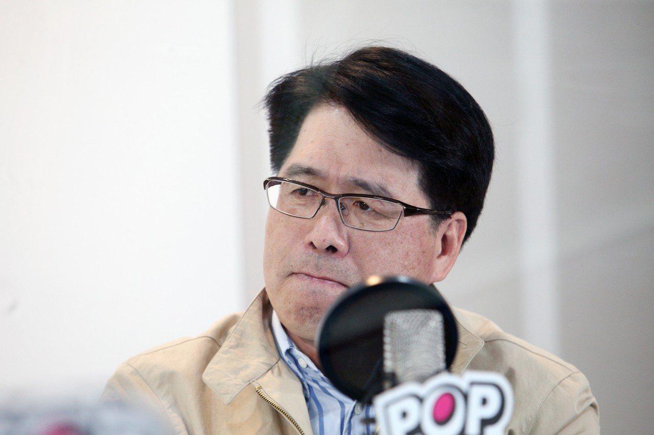台灣民意基金會董事長游盈隆。圖/報系資料照片