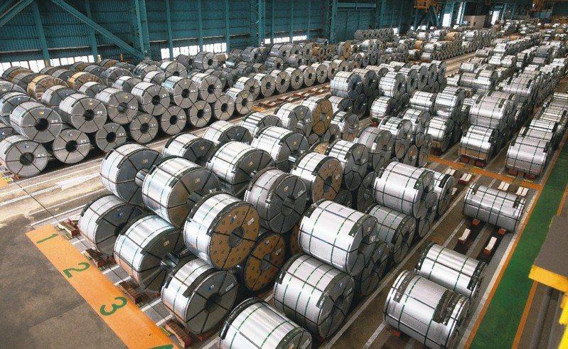 台灣鋼鐵集團成員10月營收出爐,其中,鈦合金製造大廠精剛10月營收新台幣0.72億元,年成長94.7%,表現亮麗。 本報系資料庫