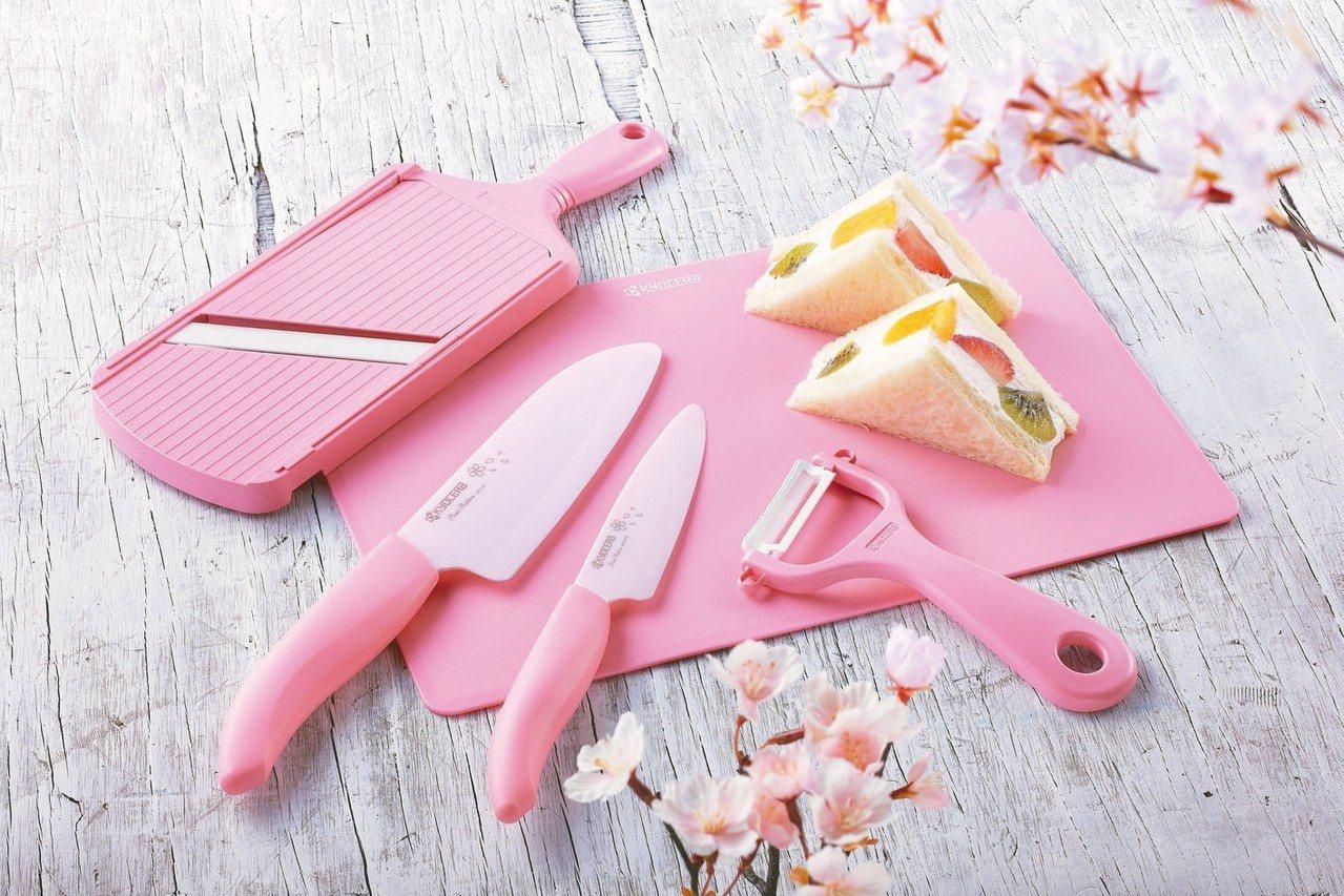 台隆手創館發現,母親節檔期商品,以粉色較他色熱銷。 圖/台隆手創館提供