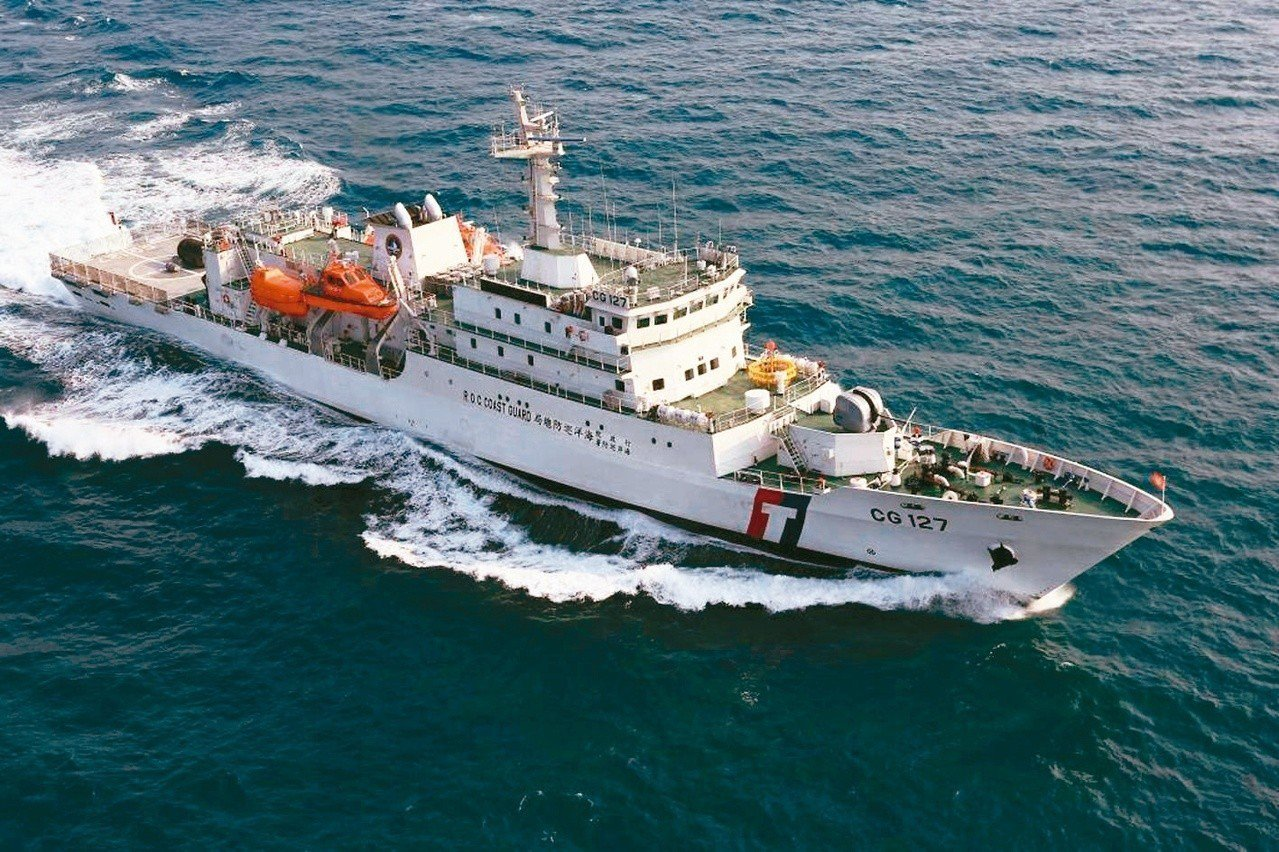 台船取得海巡署1000噸級巡防艦六艘建造標案。圖/台船提供