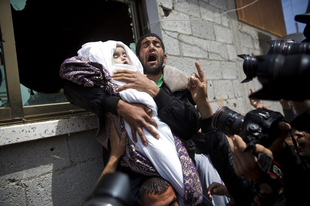 以色列掩蓋侵略真相/加薩走廊的難民困境